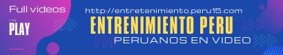 Entretenimiento Perú